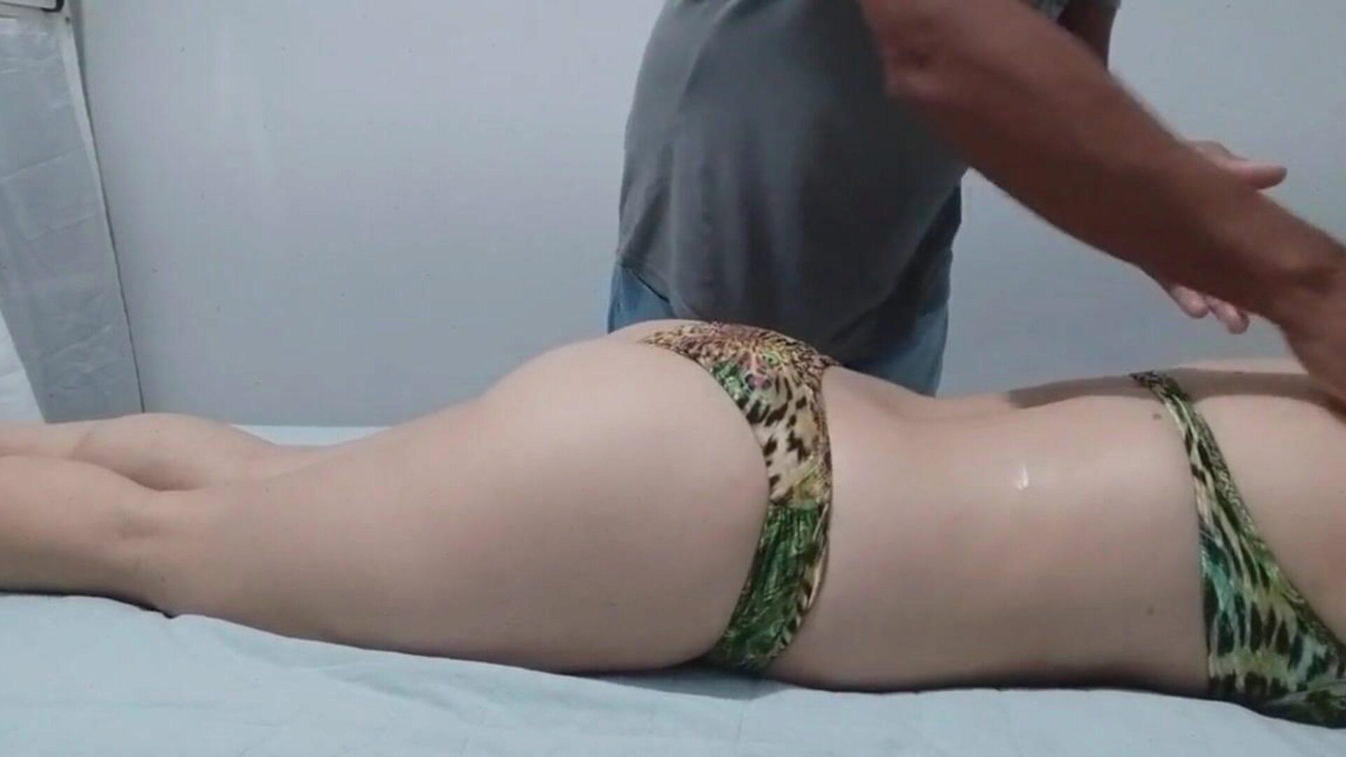 Video massage free Hot Massage