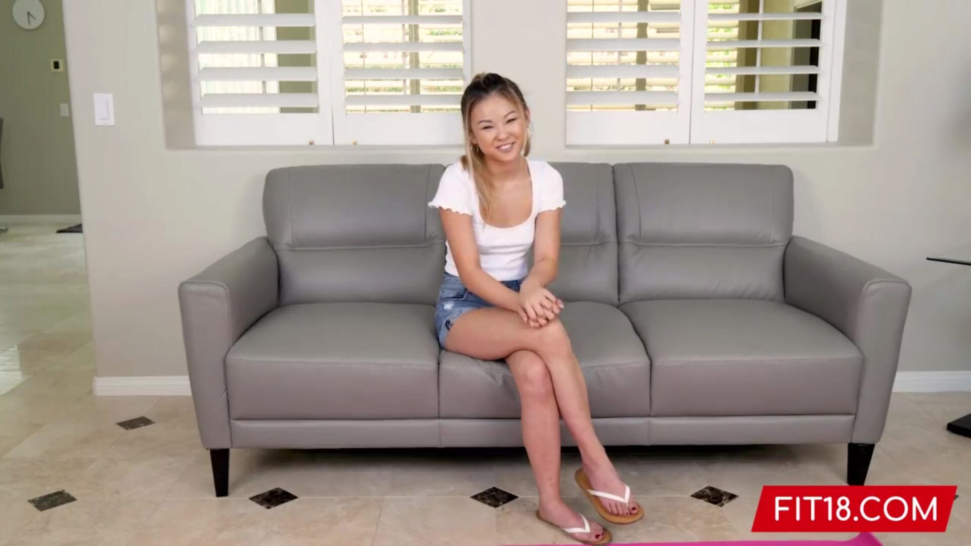 FIT18 - Lulu Chu - Casting Tiny Chinese Girl Under five Feet Tall