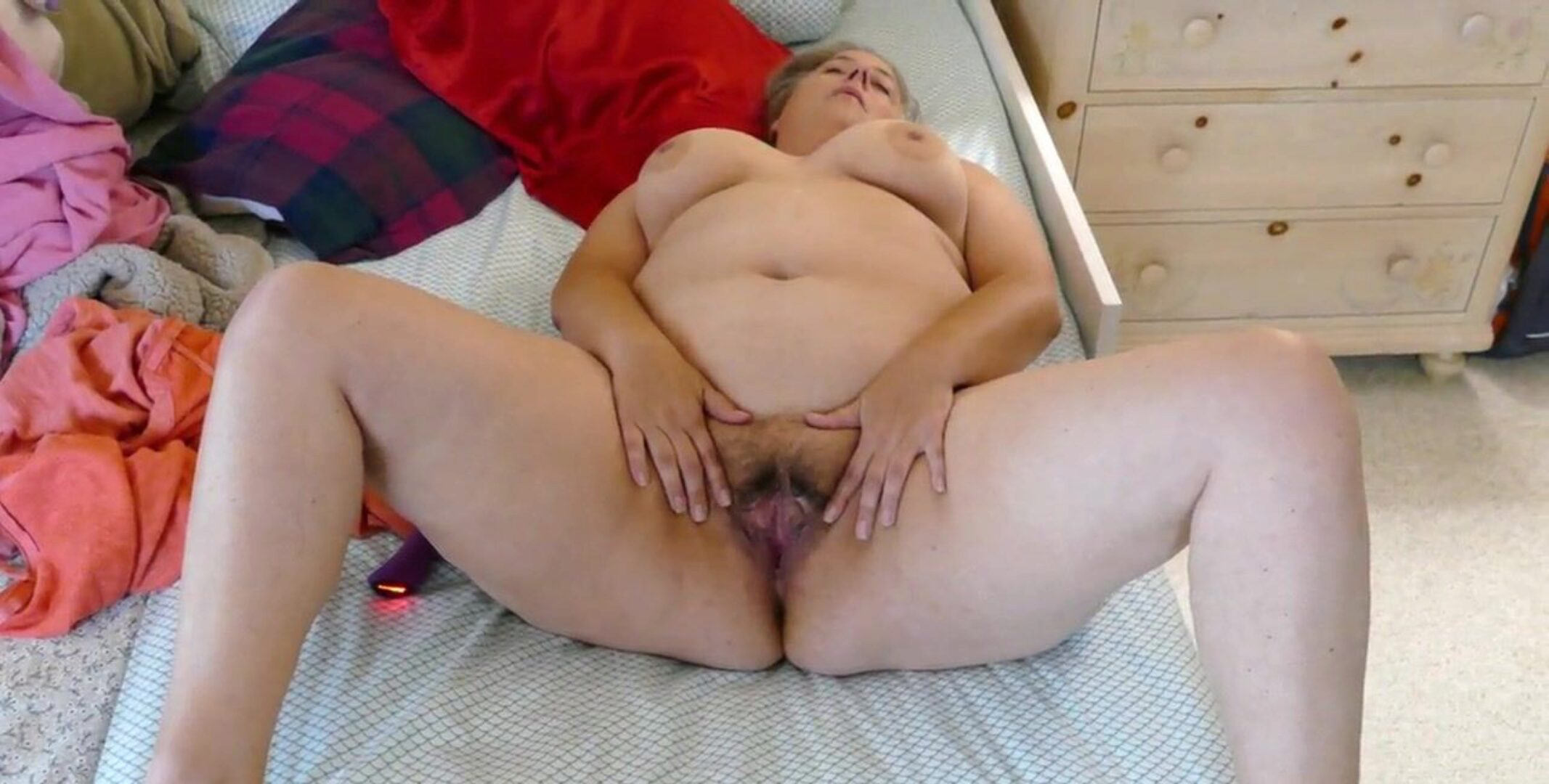 Watching My Chubby big beautiful woman Stepmom Masturbate with Her Big Watch Watching My Chubby BBW Stepmom Masturbate with Her Big Dildo movie on xHamster - the ultimate database of free mother I'd like to fuck & Mom HD porno tube movie scenes