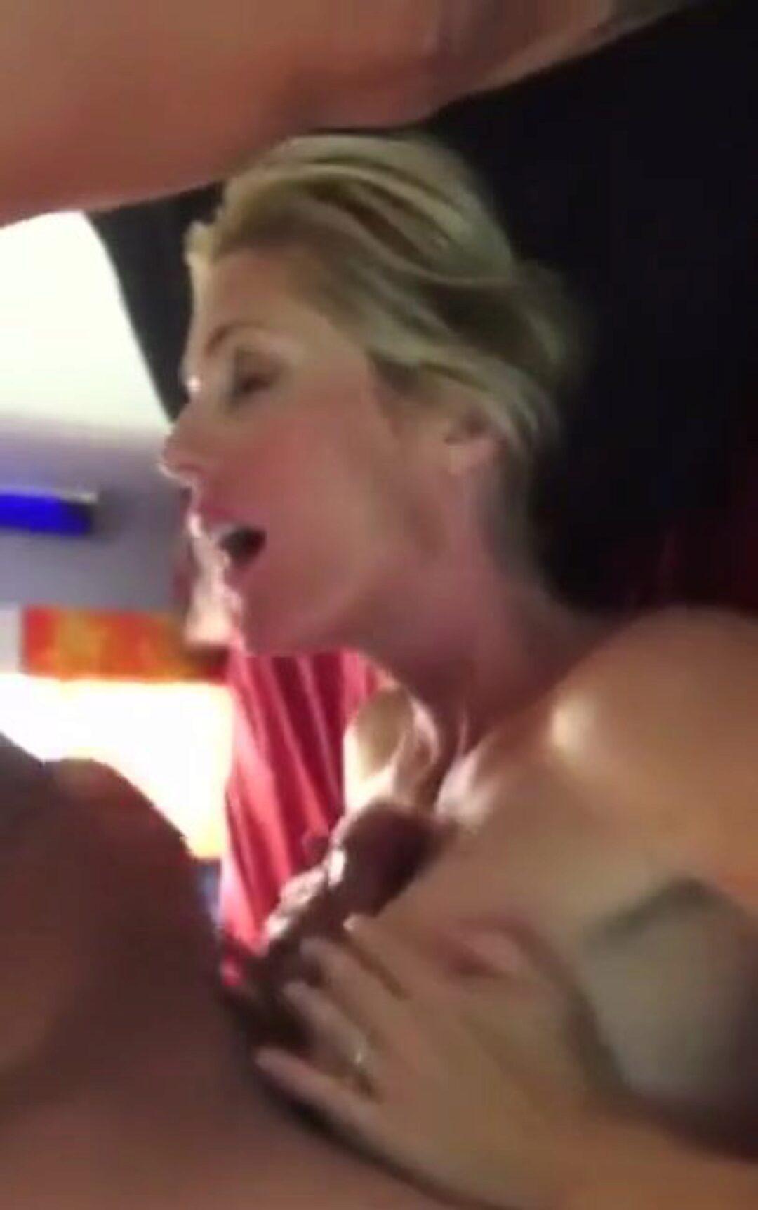 Wife Fucks Dildo Sucks Cock