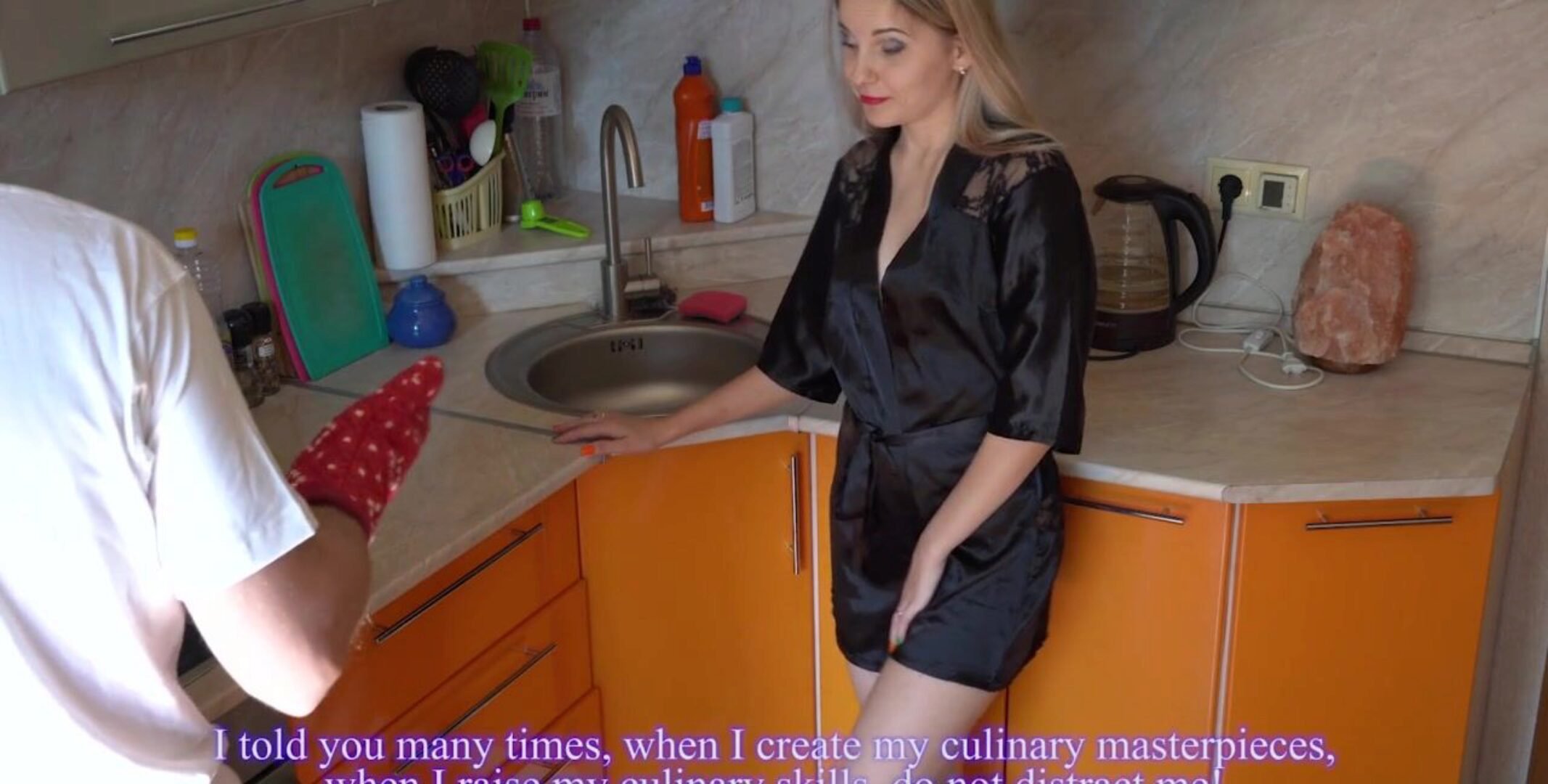 Sexy Wife Cheats on Husband with Window Cleaner - Roleplay by Letty Black