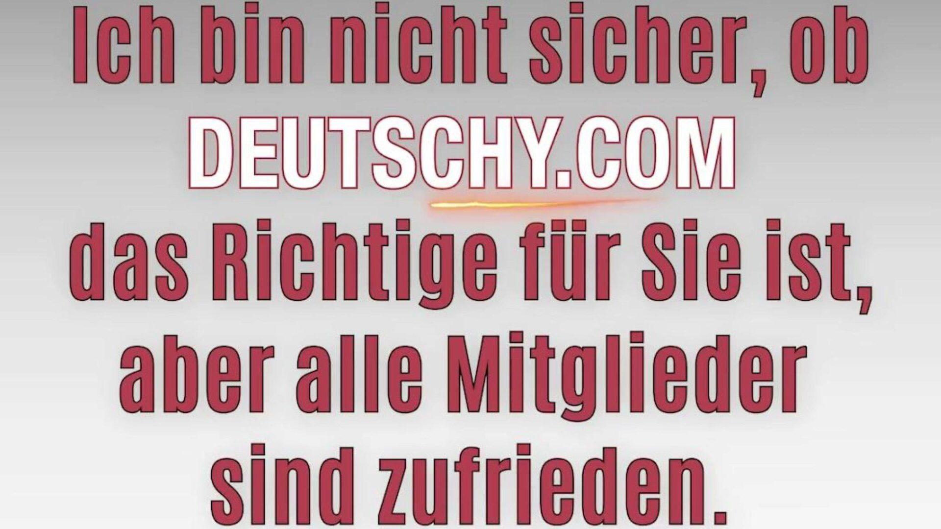 Amateurpornos deutschsprachige Deutsch: 88113