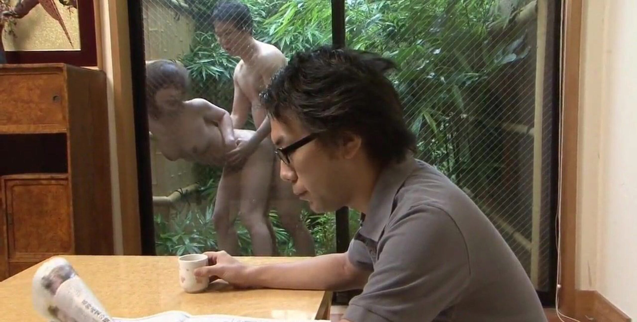 Uncensored Japanese Wife Outdoor Raw Sex with Gardener Watch Uncensored Japanese Wife Outdoor Raw Sex with Gardener movie scene on xHamster - the ultimate bevy of free Asian Japanese Ipad HD porn tube episodes